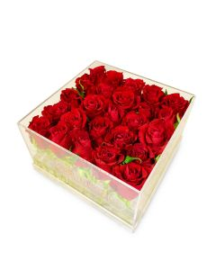 Luxury Collection - 25 Roses Gifts Box