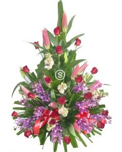 Large Assorted Floral Arrangement