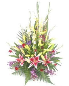 Mixed Floral Display
