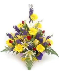Bright Assorted Floral Arrangement