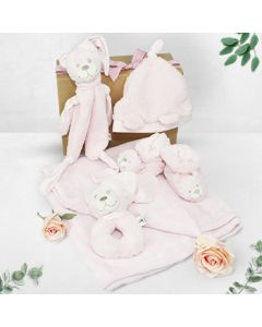 BABY GIRL COSY HAMPER