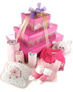 Baby Girl Gift Set - NEW PRODUCT