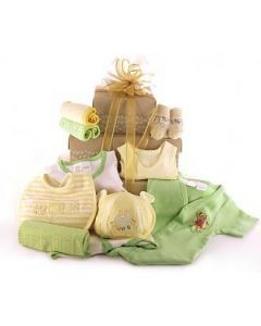 Baby Gift Set in Neutral Colours