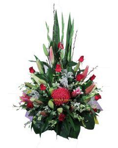Large Floral Display
