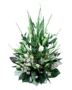 Large Sympathy Flower Arrangement