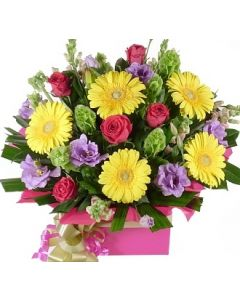 Bright Flower Delight