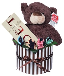 Big Teddy and gifts