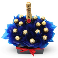 Sweet Moet with Ferrero Rocher -750ml