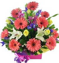 Colourful Arrangement for Mum