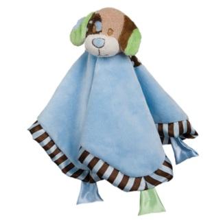 Blue security blanket