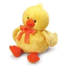 Russ Berrie chick