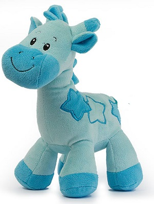 Blue Giraffe Thomas