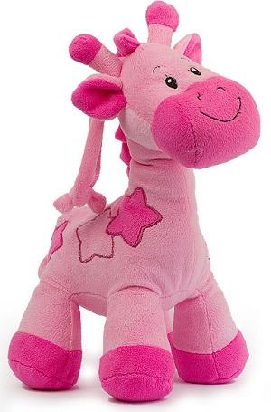 Pink Giraffe Thomas